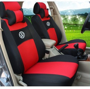 Vw Polo Jettas Bora Lavida Santana Golf Thickening Sandwich Car Seat Cover
