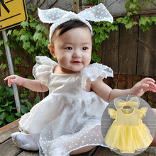 new born baby girl dress vestido infantil bebe white lace baby dress wedding party gowns long sleeves girls baptism 1 year цены
