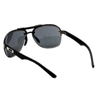 Coating Mirror Sunglasses Round Male Eyewear 1