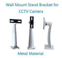 Good quality CCTV Camera Brackets holder Wall Mount Stand holder support For Security Camera,camera mounts CCTV spare parts
