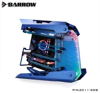 Barrow ZC11-SDB, Waterway Boards For Zeaginal-11 Case, For Intel CPU Water Block & Single GPU Building