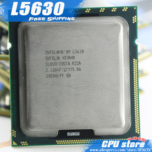 Intel Xeon L5630 CPU processor /2.13GHz /LGA1366/12MB /L3 Cache/Quad-Core/ server CPU Free Shipping,there are, sell L5640 CPU(China)