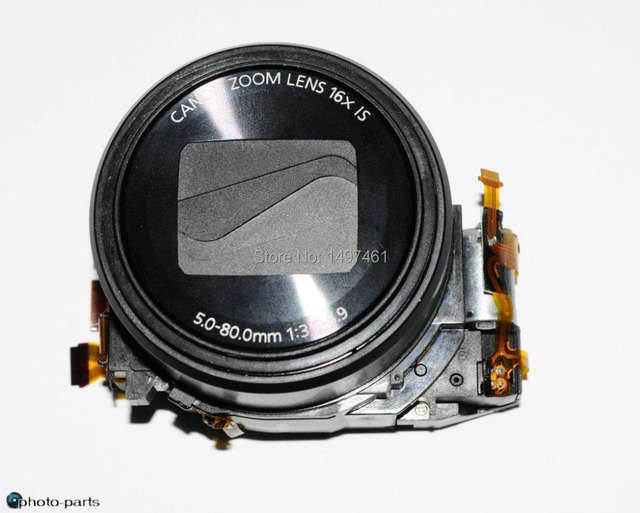 Original zoom lens +CCD Accessories For Canon PowerShot SX160 IS ; PC1816 Digital camera