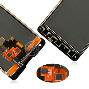 Image 4 - Lg E975 ディスプレイのタッチスクリーン用の元の表示フレームlgオプティマスg E975 液晶LS970 F180 E971 e973 テスト