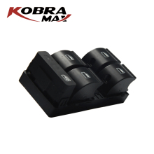KobraMax Master Power Passenger Window Switch Panel 8ED959851 Fits For Audi A4 B6 B7 Sedan Car Accessories