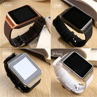 10 pcs/lot DZ09 Touch Screen Bluetooth Smart Watch With Camera Bluetooth WristWatch For IOS Android Phone PK U8 A1 Q18 GV18 T8