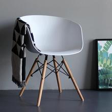 Скандинавские офисные стулья оранжевые современные стулья бытовые высококачественные ресторанные стулья бизнес стулья разноцветные