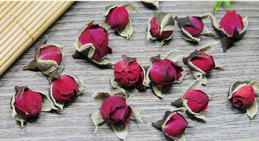 100g China Yunnan Rose bud Tea,health care Fragrant Phnom Penh Rose, the products fragrance dried rose buds skin food toy