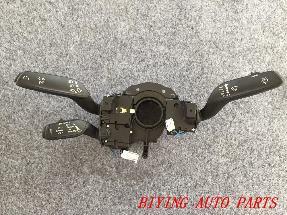 4G8953502P POUR Audi A6 C7 S6 A7 RS7 changer la colonne de direction Croisière commutateur de commande ACC automatique distance commutateur 4G8 953 502 P/E