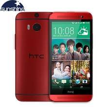 """Оригинальный HTC один M8 мобильный телефон 4 ядра 5 """"3 камеры 2 г Оперативная память 16 г/32 г Встроенная память Восстановленное WCDMA смартфон"""