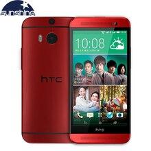 Original HTC One M8 Mobile Phone Quad Core 5″ 3 Cameras 2G RAM 16G/32G ROM Refurbished WCDMA Smartphone