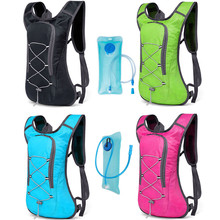 Outdoor Sports Camelback 2L Water Bag Hydration Backpack For