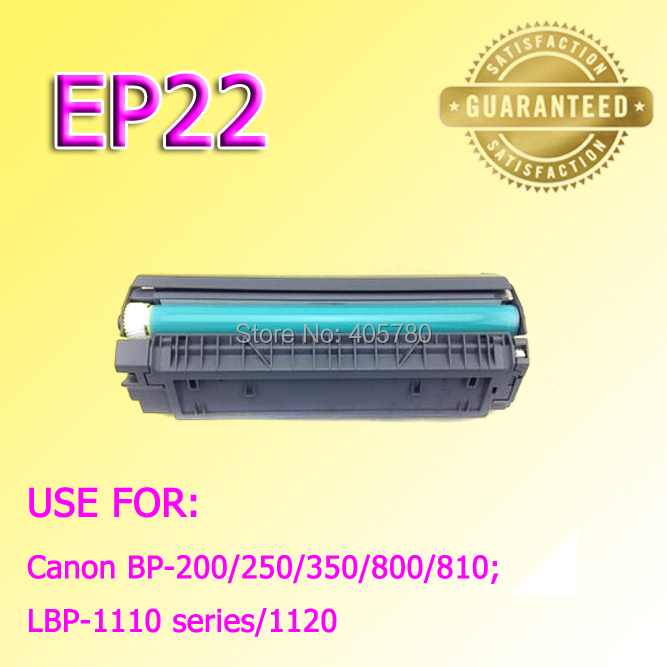 1x New compatible toner cartridge for canon EP22 P 22 LBP 250 350 800 810 1110 1120