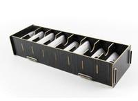 Creative Desktop Business Card Storage Box Wooden Card Box Business Card Holder Card Sorting Box Business