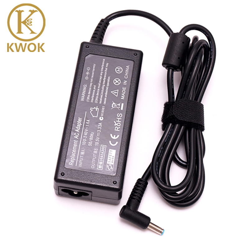Universal Power Supply Charger For Laptop AC Adapter Charger Adapter For HP Power Supply Charger Cord For HP Laptop Envy4 Envy6