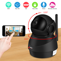 ANRAN 1080P Wifi Camera Home Video Surveillance Camera CCTV Night Vision Security Camera Two Way Audio