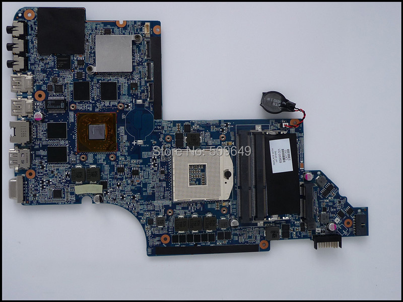 Top quality , For HP laptop mainboard DV7-6000 659095-001 laptop motherboard,100% Tested 60 days warranty top quality for hp laptop mainboard dv7 dv7 6000 645386 001 laptop motherboard 100% tested 60 days warranty