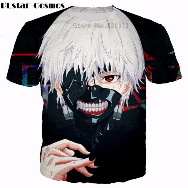 Tokyo Ghoul Harajuku Cool T-Shirts