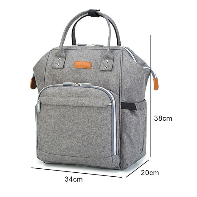 Diaper Bag for Baby Care Travel Backpack
