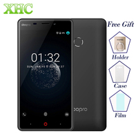 DOOPRO P1 Pro 2GB 16GB Mobile Phone Fingerprint ID 4200mAh 5 0 Android 6 0 Snapdragon