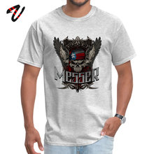 Hip Hop Mens T-shirts MESSER TEXAS SKULL Summer Tees Goonies Men Tshirt T Shirts Jazz Classic Round Neck Free Shipping