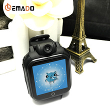 Lemado 2017 best Q730 3G Network GPS Watch Touch Screen WIFI Positioning Smart Watch Children SOS Call Location Finder Device