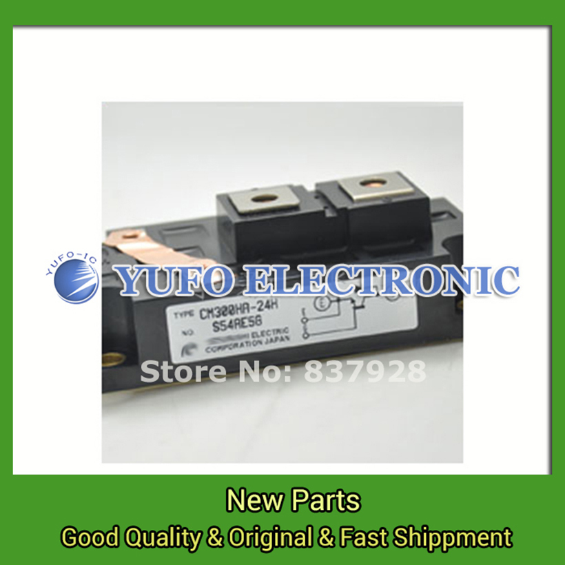 Free Shipping 1PCS  CM300HA-24H power Module, the original new, offers. Welcome to order YF0617 relay free shipping 1pcs cm50tf 24h power module the original new offers welcome to order yf0617 relay