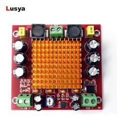 XH-M544 TDA3116D2 цифровой усилитель аудио Плата 150 Вт моно канал для 4-8ом аудио динамик DC 12-26 в amplificador аудио C2-005