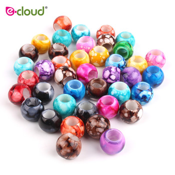 50pcs Kids Box Braids Beautiful Hair Beads for Child Multicoloured Gift in Braiding Extensions - discount item  21% OFF Hair Tools & Accessories