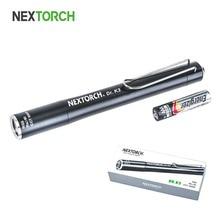 NEXTORCH Medical Penlight AAA batería para estetoscopio médico cuidado de la salud Escuela de Enfermería estudiantes luz # doctor K3