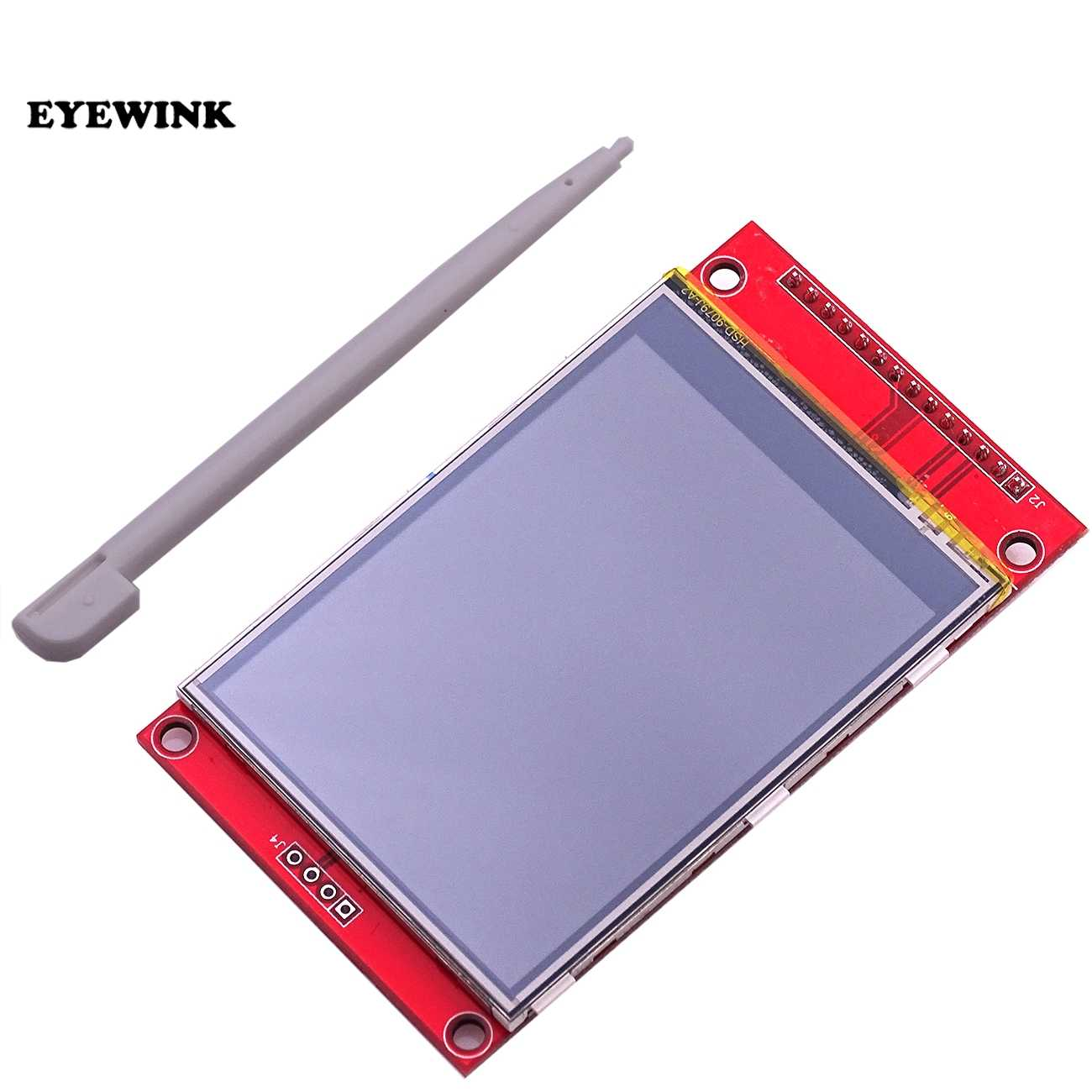 LCD Module-3.3V 240x320 2.4 SPI TFT LCD Touch Panel Serial Port Module with PBC ILI9341