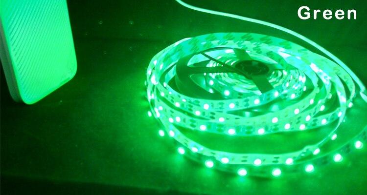 Светодиодная лента 1 м 2 usb ha condotto la luce di striscia