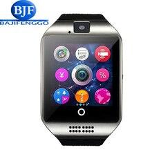Gv18 dz09 notificador de smart watch sync soporte facebook sim tf tarjeta mp3 bluetooth reloj smartwatch teléfono conectividad android gt88