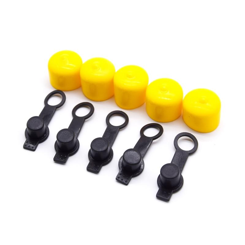 Paintball Regulator Thread Protective Cap