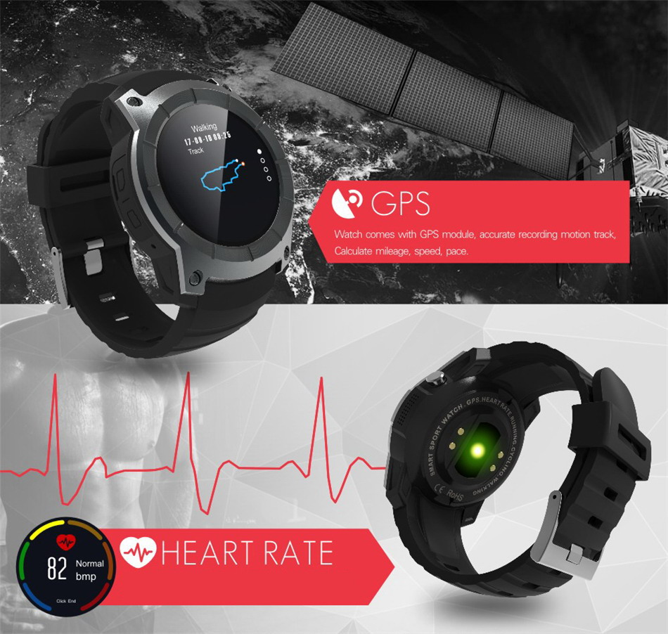 Makibes G05 GPS Smart Watch (2)