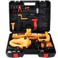 Автомобильный Электрический домкрат 3-в-1  инструмент для ремонта авто  Электрический домкрат  гаечный ключ  комплект 12 В  встроенный автомат...