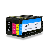 High Capacity Ink Cartridge For 950XL 951XL Refillable Printer Ink Cartridge For HP951XL Officejet Pro 8100