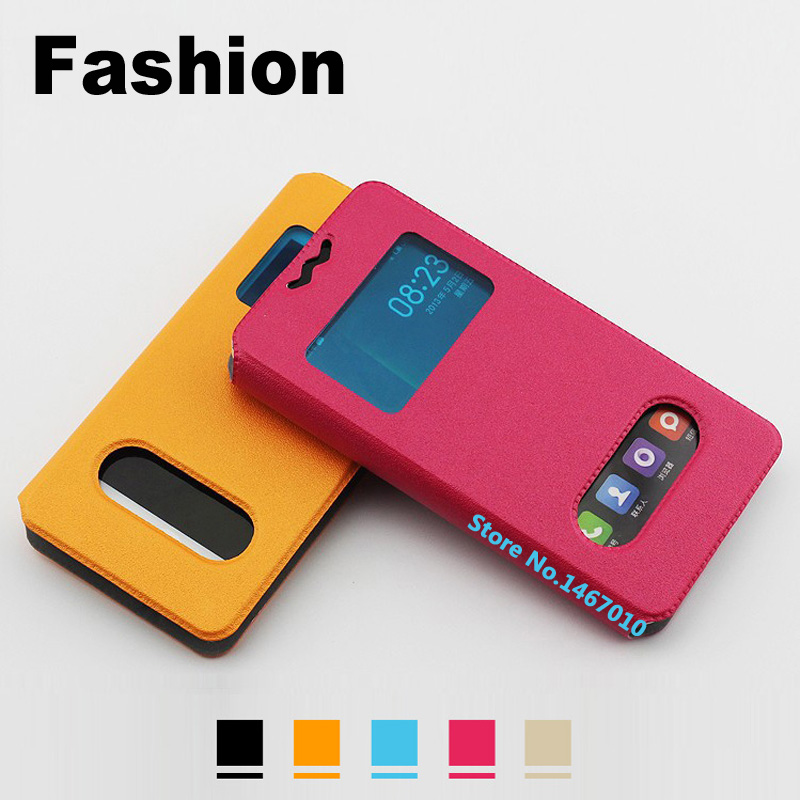 Umi Super case cover 5.5 inch PU case for Umi Super cover case Universal Window Umi Super phone case