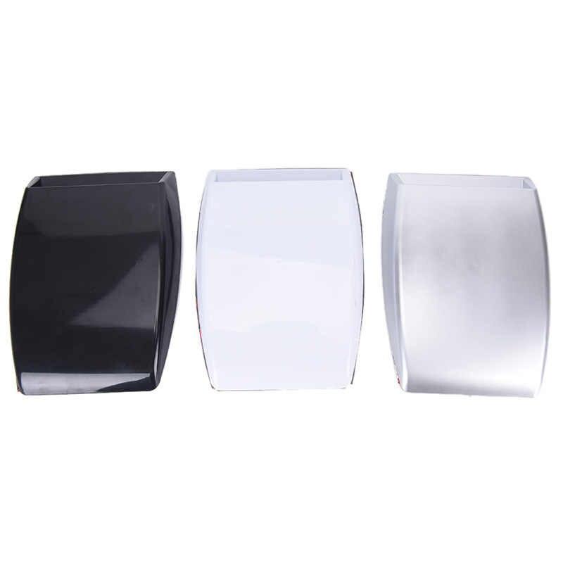 3 couleur Débit D'air D'admission Scoop Turbo Capot Couvercle De Ventilation Capuche Argent/blanc/noir de style de voiture voiture style Décoratif Universel
