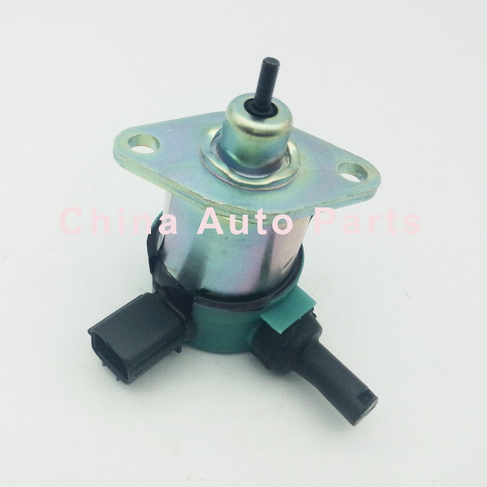 Fuel Shut Off Solenoid For Kubota D905 D1005 D1105 17208-60010 17208-60015 New