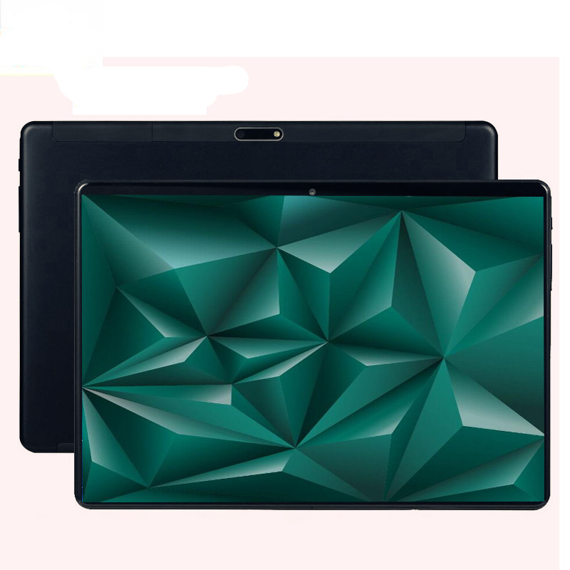 2019 New Hot 10 Inch Tablet PC 8 Core 4GB RAM 64GB ROM Dual SIM Unlocked 3G WiFi Bluetooth Android 9.0 Tablets 10.1 The Tablet