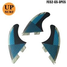 FCS2 G5 Quilhas Fiberglass Surfboard Fins FCSII Surfing Hot Sale FCS II Fin