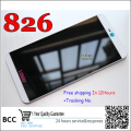 Original New LCD Display and Touch Screen Digitizer with frame For HTC desire 826 D826S/W/TX  Test ok+Free Tracking No.