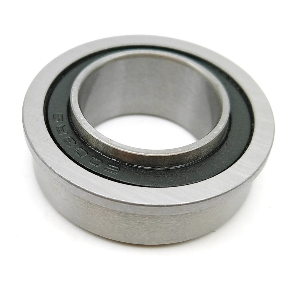 1pcs F6003 F6003-20-2RS 20x35x11 20X35X11X13 MOCHU Flange Bearing ABEC-1 Miniature Deep Groove Ball Bearing Sealed Ball Bearings
