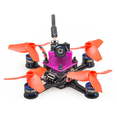 Beebee-66 Lite 1S Brushless FPV Drone F3 Flight Control with OSD with FRSKY /DSM/X Receiver PNP Kit Micro RC Racing Quadcopter micro minimosd minim osd mini osd w kv team mod for racing f3 naze32 flight controller