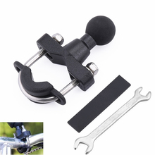 цена на SPELAB Motorcycle Handle Bar Rail Mount Rail Rod Mount Base With 1 inch Ball For Gopro GPS Work Ram Mounts Motorcycle Parts