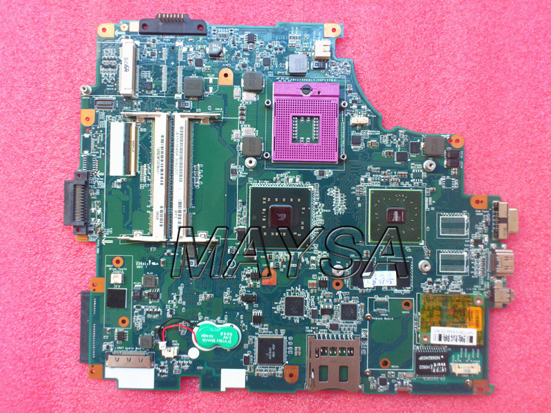 New ! MBX-189 M760 REV:1.1 Main Board Fit For Sony VGN-FW27 FW29 FW35F FW37 FW48 FW58F ect VGN-FW series motherboard A1553546A laptop motherboard for sony vaio vgn cr290 intel mother board a1337184a mbx 177a gm965 ddr2