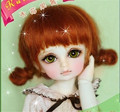 SD BJD wig    Guyomi Mohair Wig   8-9inch doll accessories