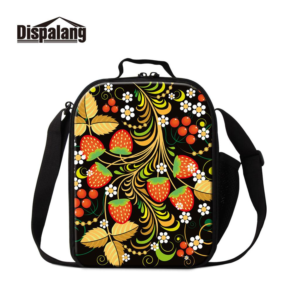 Sac-Repas Isotherme Boîte thermique Tote Cooler Picnic Food Storage Femmes Hommes Lin