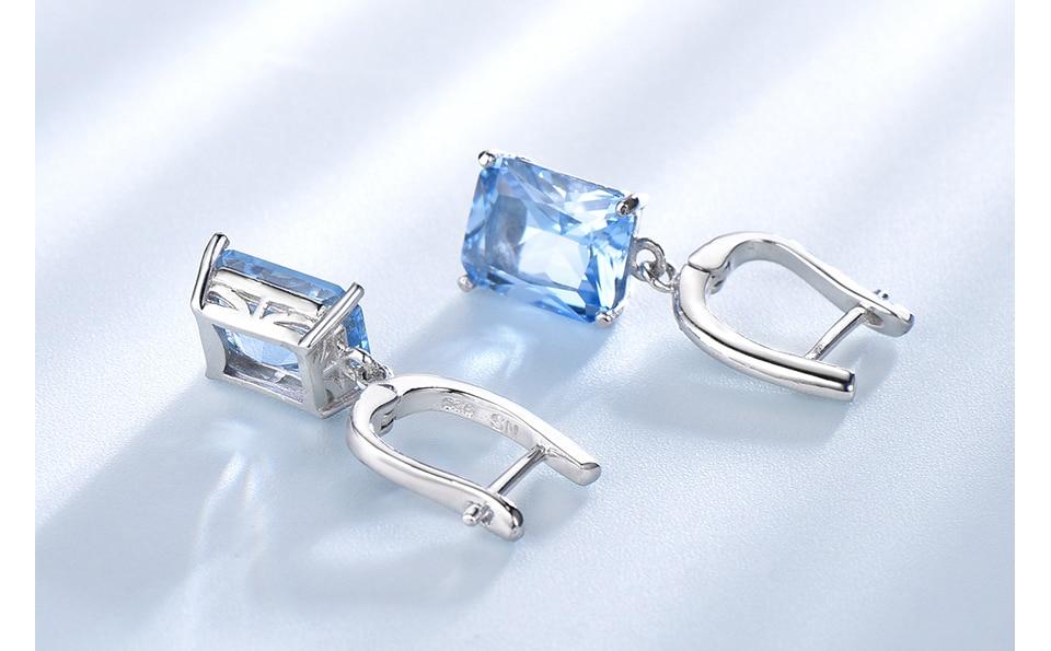 silver jewelry set for women  brand fine jewelry (7)